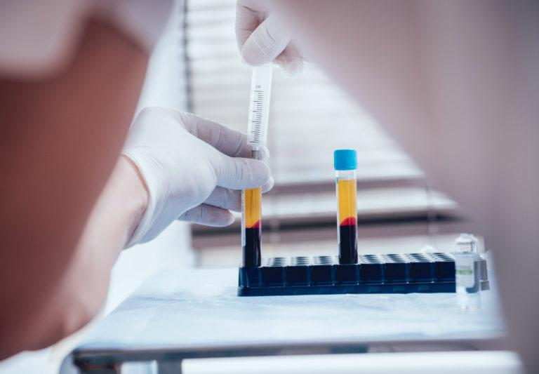 Заключение к анализу крови