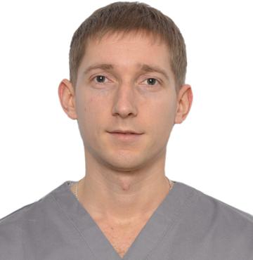 Лесных Дмитрий Александрович
