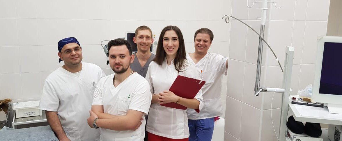 Команда врачей Централ Клиник