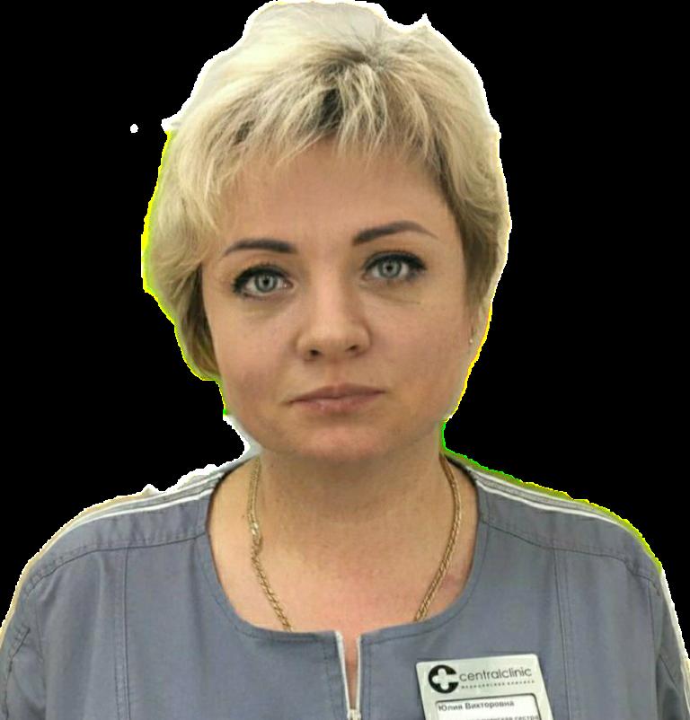 Субботина Юлия Викторовна